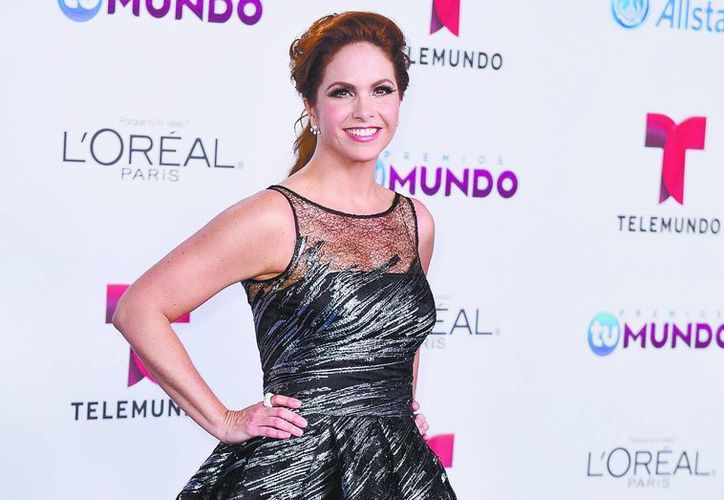 La cantante tiene nuevas metas en su nuevo trabajo con Telemundo, como el lanzamiento de su próximo disco. (Milenio)