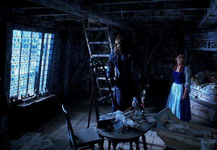 'La Bella y la Bestia' llega a las salas a mediados de este mes. (Imágenes/ Disney)