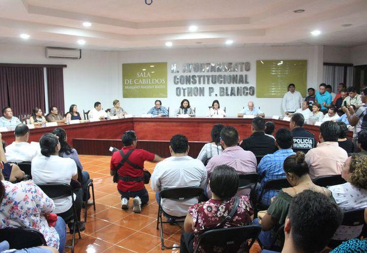 Autoridades tienen programada la sesión de Cabildo para el 26 de mayo. (Joel Zamora/SIPSE)