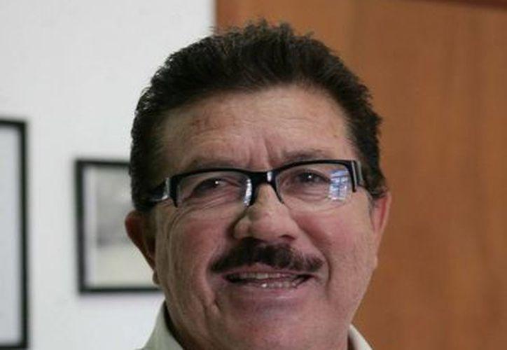 El representante de la Administración Portuaria Integral en Puerto Juárez e Isla Mujeres, Ricardo Ancona Argáez. (Cortesía/SIPSE)