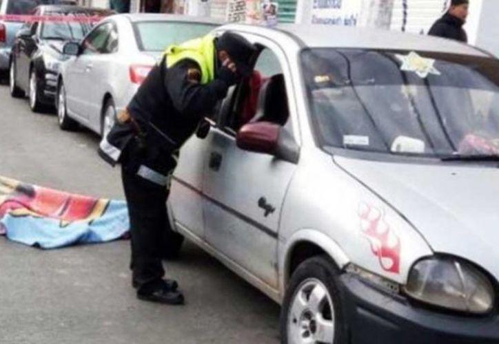La mujer fue asesinada de varios balazos cuando llevaba a su hijo a la guardería. (Foto: La Vanguardia)