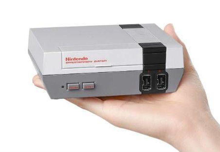 La clásica consola de Nintendo volverá a estar a la venta, pero será más pequeña. (@polygon)