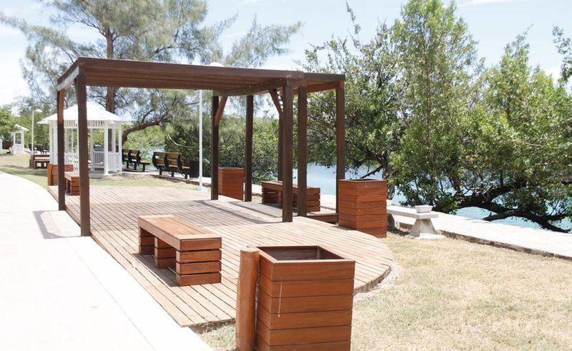 """La feria """"Manos Mágicas"""" se realizará en el renovado Jardín del Arte, ubicado en el kilómetro 4.8 del bulevard Kukulcán. (Israel Leal/SIPSE)"""