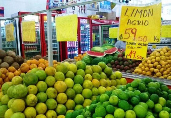 A inicios de este año la naranja agria se comercializaba en siete pesos. (Edgardo Rodríguez/SIPSE)