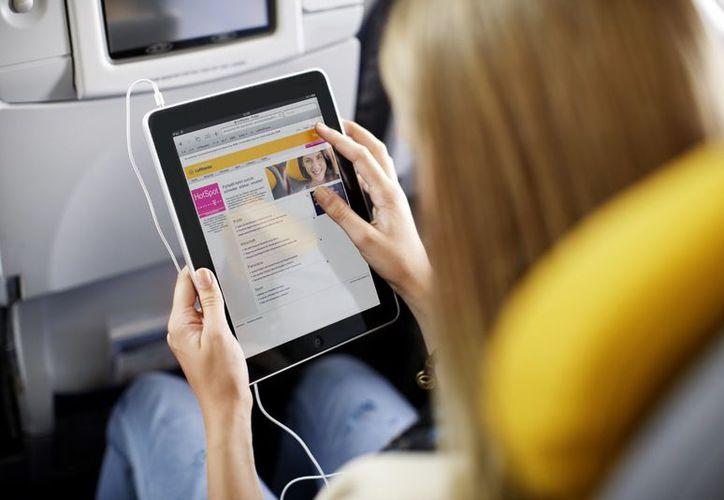 La prohibición de los aparatos podría afectar las rutas trasatlánticas, aseguran. (Foto: Contexto/Internet)