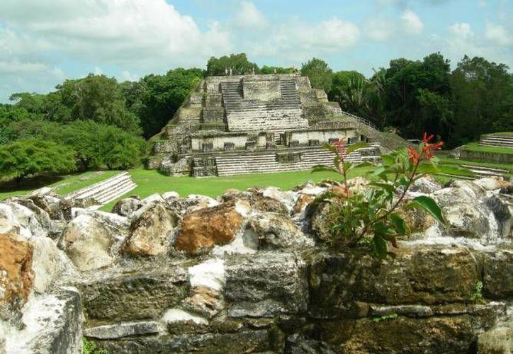 Ichkabal se ubica en Bacalar y la apertura de la zona arqueológica ya está proyectada por el l Instituto Nacional de Antropología e Historia. (SIPSE)