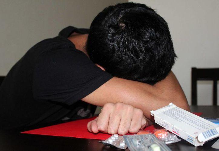 Los suicidios se incrementan en diciembre hasta 15%. (Jesús Tijerina/SIPSE)