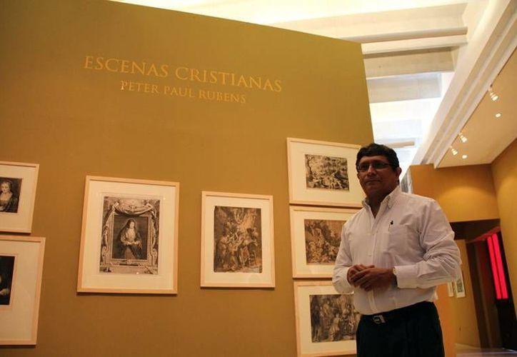 """Una muestra de la exposición """"Mitológicas"""" en el Centro Cultural Olimpo en Mérida. (Milenio Novedades)"""