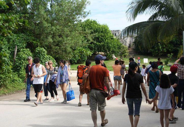 Tulum registró durante la primera semana de diciembre 70 % de ocupación hotelera. (Rossy López/SIPSE)