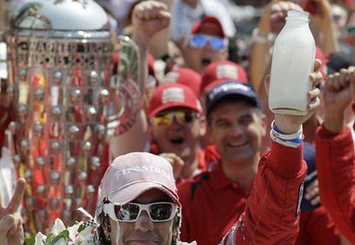 Franchitti ganó en tres ocasiones las 500 Millas de Indianápolis. (Archivo/Agencias)