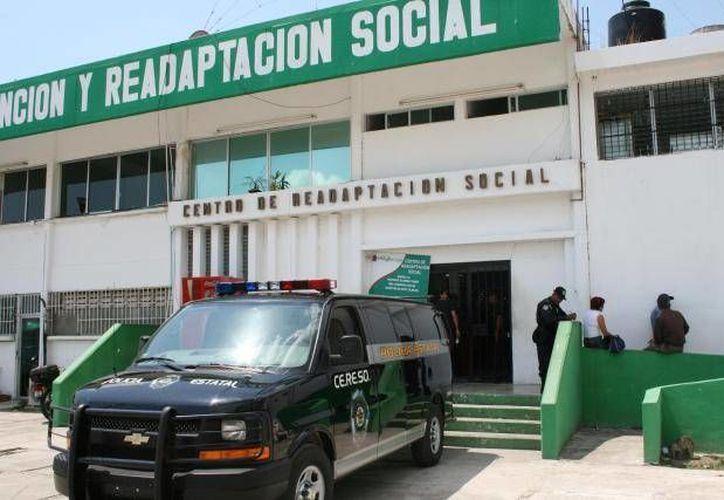 Los indígenas liberados están registrados en el penal de Chetumal. (Harold Alcocer/SIPSE)