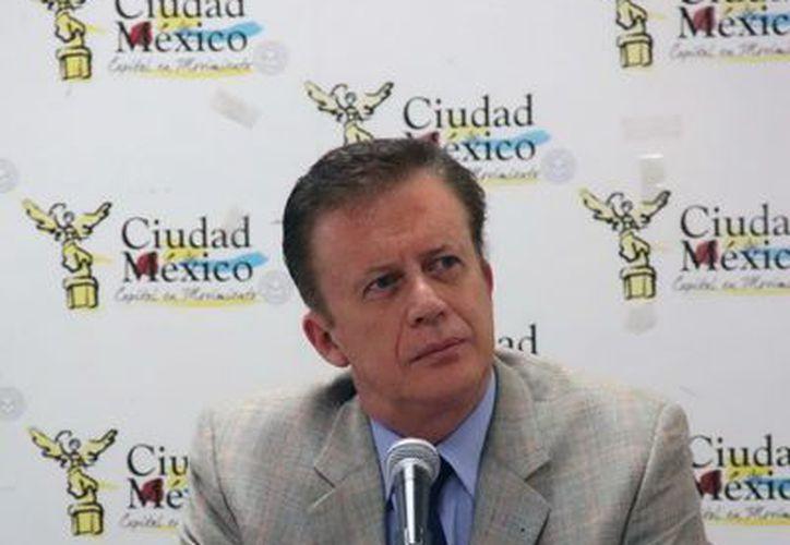 El director del Sistema de Aguas de la ciudad de México, Ramón Aguirre, dijo que el nuevo acuífero se localizó a unos 2 mil metros de profundidad. (Archivo/Notimex)