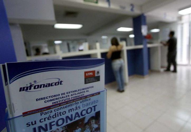 Infonacot continúa entregando créditos en los municipios de la entidad. (Israel Leal/SIPSE)