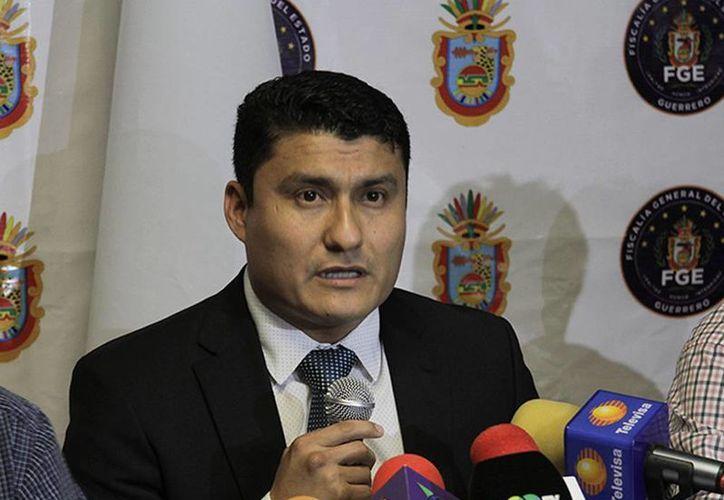 El fiscal Miguel Ángel Godínez (foto) confirmó que la dependencia citó a varios comisarios ejidales por las desapariciones de al menos 13 personas. (Excelsior)