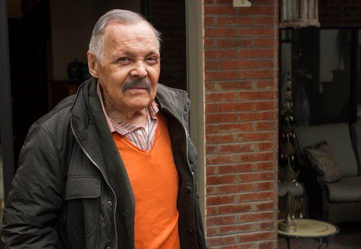 El artista plástico mexicano José Luis Cuevas falleció este lunes a los 83 años de edad. (Crónica)