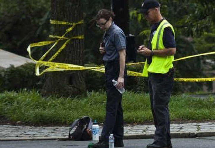 La Universidad de Princeton fue evacuada por una alarma de bomba. (Reuters)