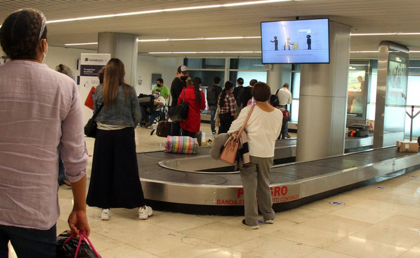 Airlines are looking for ways to optimize resources and one of them is to reschedule flights.  (Yucatan News)
