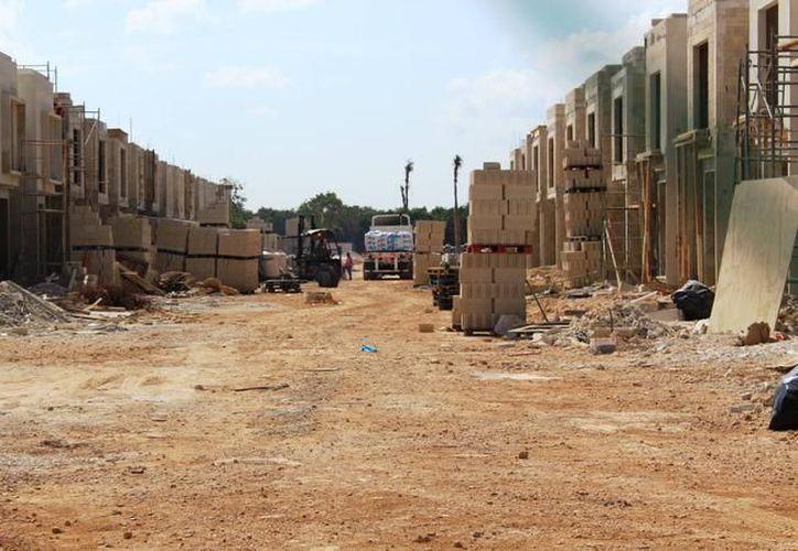 Alza en viviendas y departamentos, principalmente en esta zona de la capital. (Archivo/SIPSE)