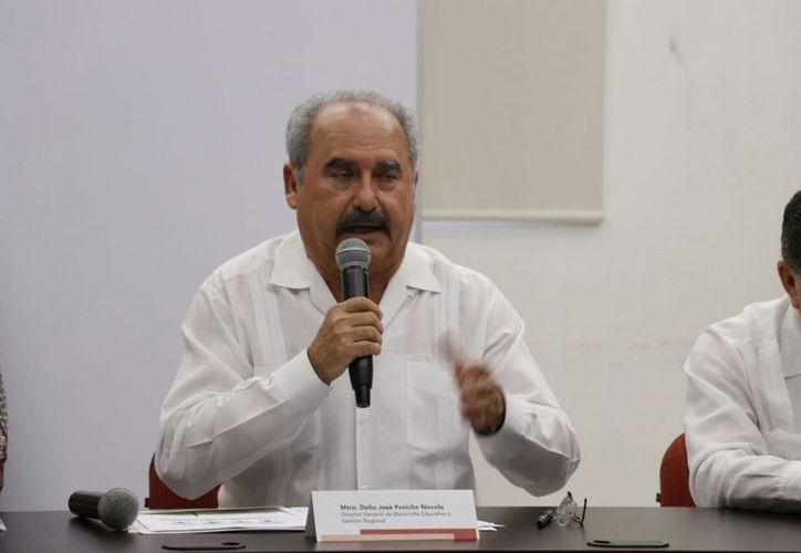 Delio Peniche Novelo fue ratificado al frente de Educación. (Milenio  Novedades)