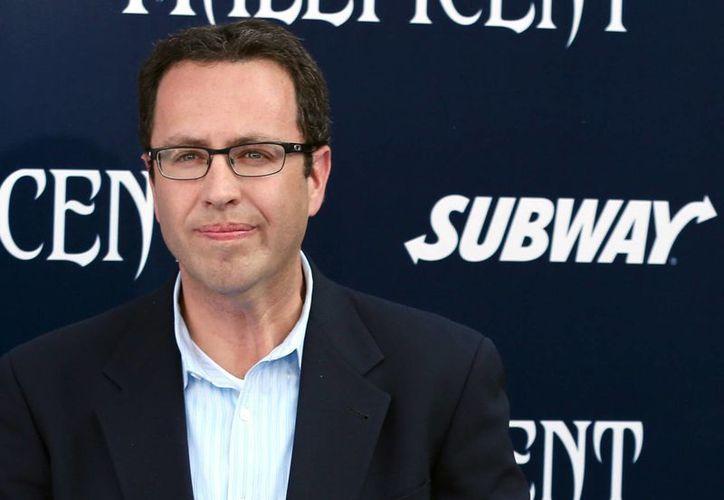 Jared Fogle, portavoz y rostro público de los restaurantes Subway se declaró culpable de pagar para tener relaciones con menores. (Agencias)