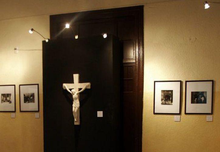 """La exposición de fotos de 1885 a 9125 pertenecen a la fototeca """"Pedro Guerra"""". (Milenio Novedades)"""