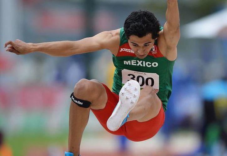Álvarez Muñoz peleará por las medallas este martes. (Conade)