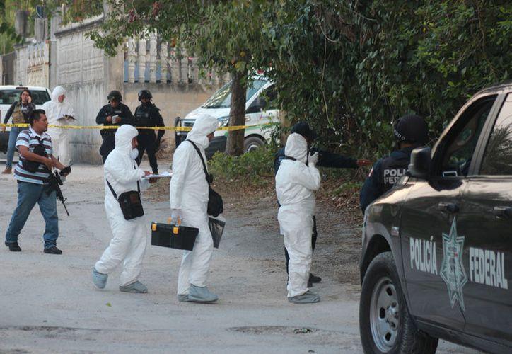 El hallazgo del cuerpo fue la tarde del pasado domingo. (Redacción/SIPSE)