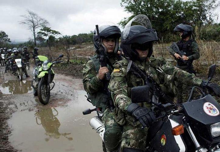 Al menos cinco soldados murieron y 10 más resultaron heridos en un ataque con explosivos. (Reuters)