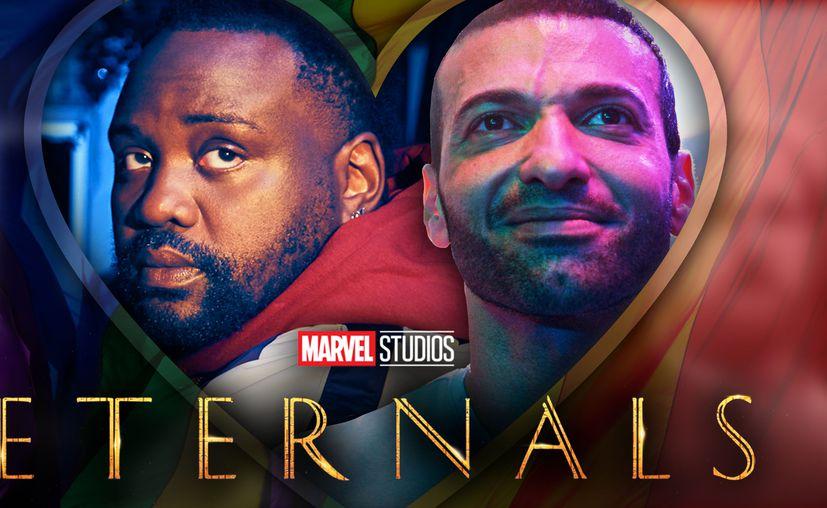 Marvel presentará primer beso gay en una de sus películas. (Foto: Twitter MCU Direct)