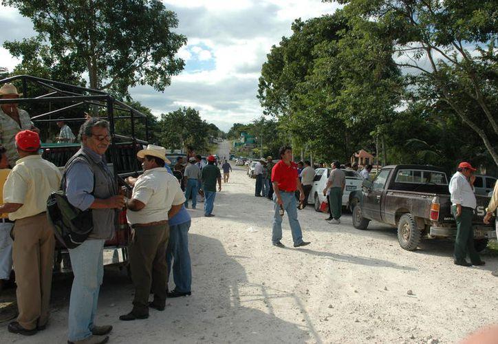 Pronto lanzará la convocatoria para una asamblea. (Foto: Juan Rodríguez / SIPSE)