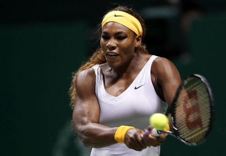 Serena conquistó este año doce títulos, incluido su segundo Roland Garros, el Abierto de EU y el Masters. (EFE/Archivo)