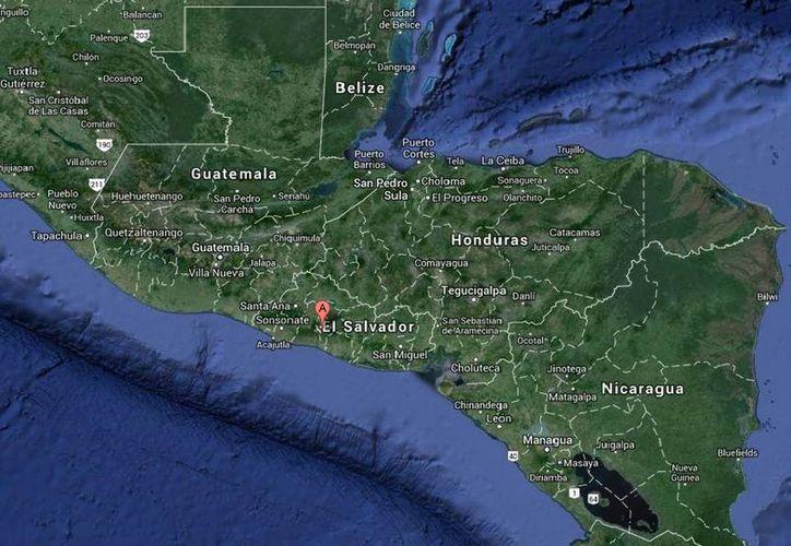 La banda criminal reclutaba en la capital de El Salvador a menores de 14 a 17 años de edad. (Google Maps)