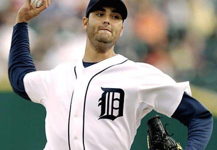 Galarraga cuando jugaba para Tigres de Detroit. (nydailynews.com)