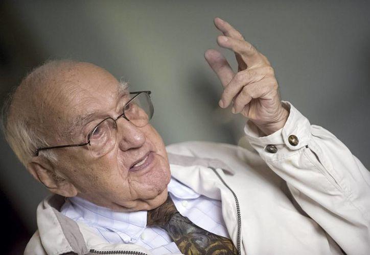 Convit fue premio Príncipe de Asturias de Investigación Científica y Técnica en 1987 y postulado al Nobel de Medicina en 1988. (Archivo/EFE)