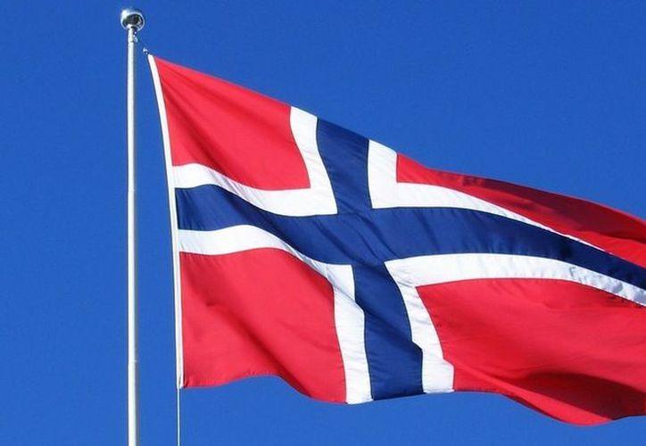 La bandera de Noruega esconde otras ocho banderas dentro. (Foto: Contexto)