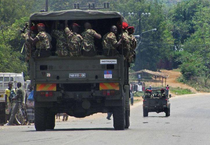 Los ataques a vehículos que transitan por la carretera EN1, que une el país de norte a sur, comenzaron en abril pasado. (Archivo/EFE)