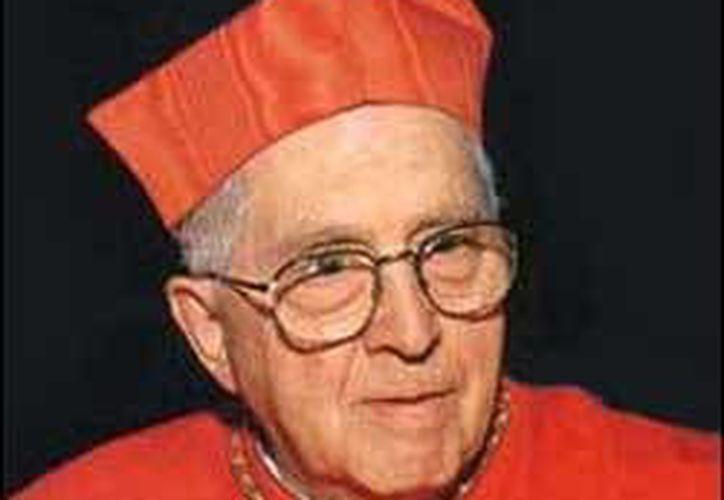El cardenal Mejía tiene 90 años y no participó en la cónclave debido a su edad avanzada. (aciprensa.com)