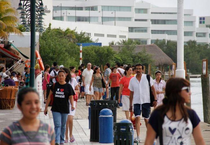 Los turisteros esperan un repunte el fin de año. (Redacción/SIPSE)