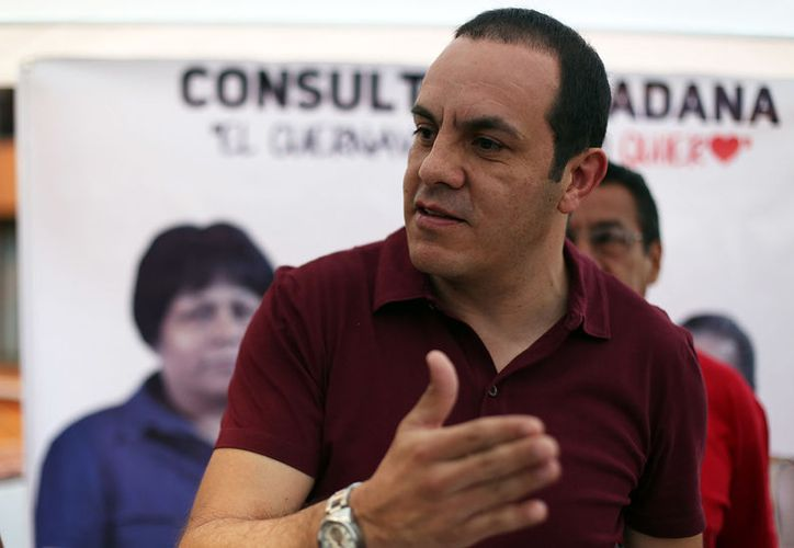 Blanco, próximo gobernador por Morena,  logró 373 mil 600 votos. (Proceso)