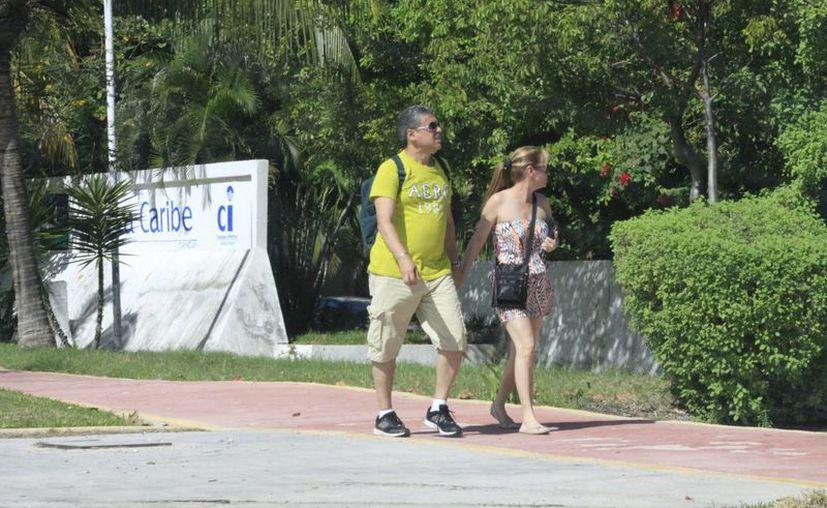 Se buscará que durante el próximo año aumente el número de turistas a este destino. (Sergio Orozco/SIPSE)