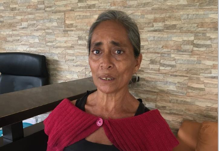 El hijo de Martha Susana Macías Sánchez desapareció desde diciembre de 2015. (Alejandra Carrión/SIPSE)