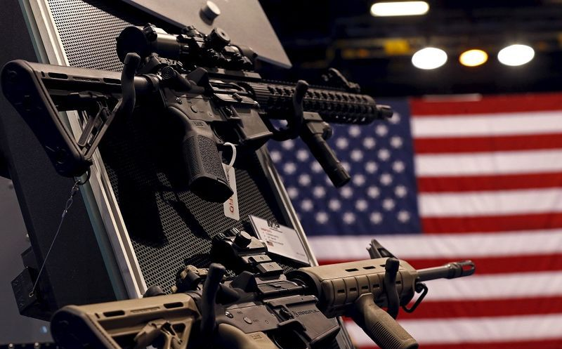 Más de 74.000 armas de EEUU llegaron a México