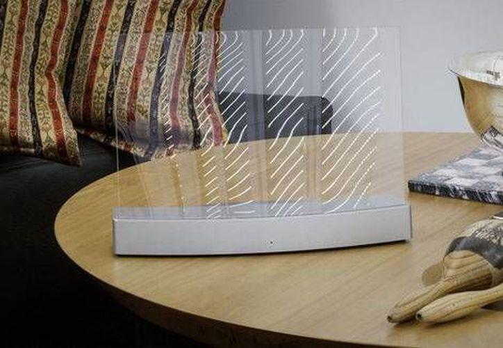 El aparato está fabricado con una membrana de acrílico hecha en Alemania. (Milenio)