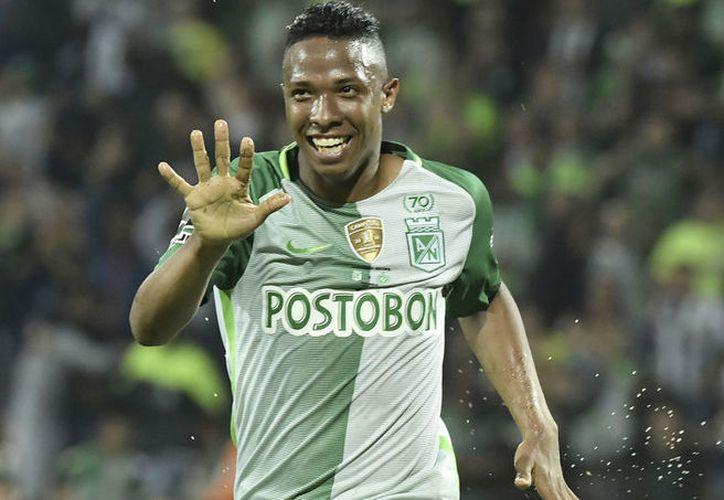 Ibargüen ha militado para el Atlético Nacional, Deportes Tolima, Bogotá FC y Cortuluá. (Foto: Contexto)