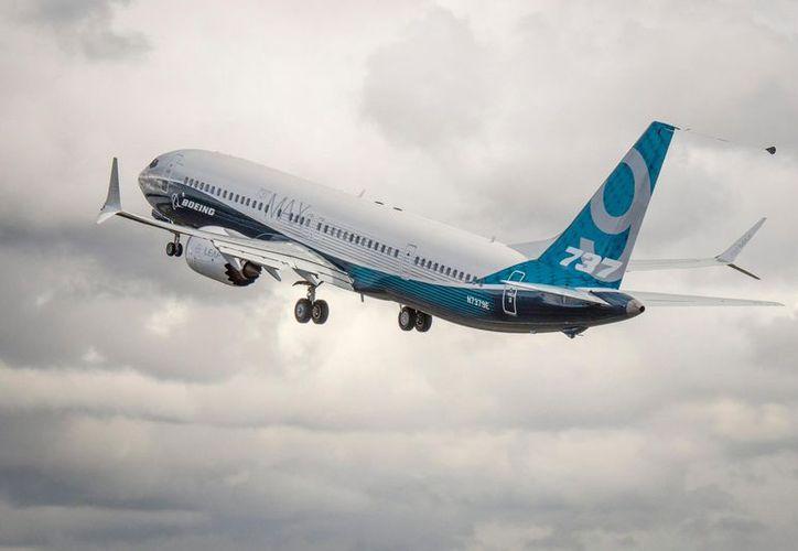 Aeroméxico suspende aviones Boeing 737 MAX 8 (Foto: Notimex)
