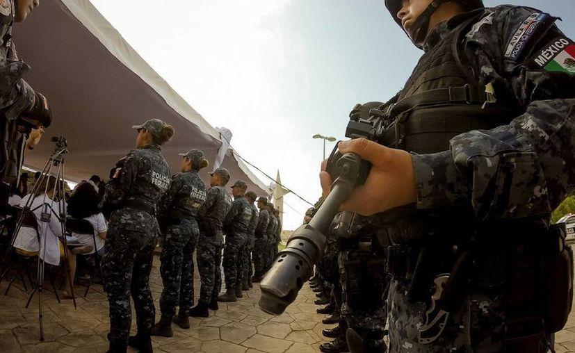 En Guerrero cayeron siete agentes federales desde enero de 2013. Foto de contexto. (Archivo/Notimex)