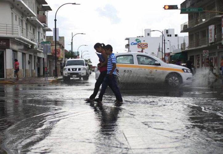 Al sur de Quintana Roo le espera una jornada de lluvias. (Archivo SIPSE/Foto de contexto)
