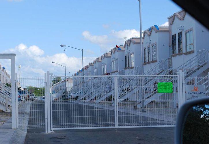 Estudio señala que el Estado tiene el 50 por ciento de las viviendas. (Tomás Álvarez/SIPSE)