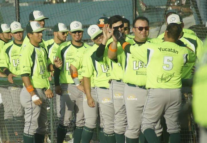 Leones se mantiene con vida en la búsqueda de avanzar a la postemporada de la Liga Mexicana de Beisbol. (Milenio Novedades)