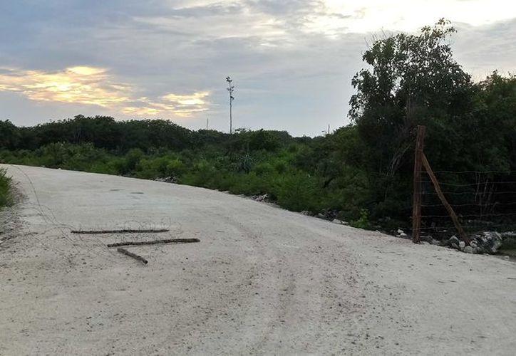 La SCT llevó a cabo los trabajos en el mejoramiento de la prolongación de la avenida Kukulcán. (Sara Cauich/ SIPSE)